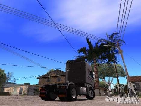 Scania R-440 für GTA San Andreas linke Ansicht