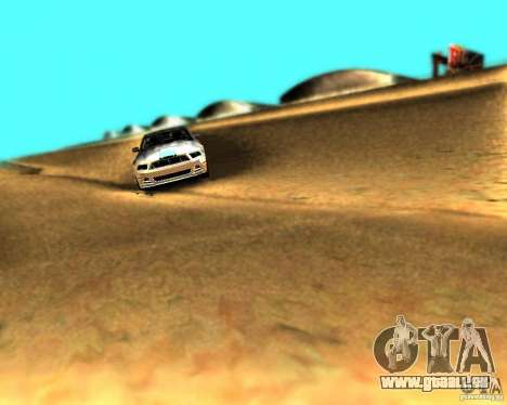 ENB For medium PC für GTA San Andreas neunten Screenshot