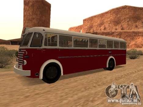 Ikarus 60 pour GTA San Andreas laissé vue