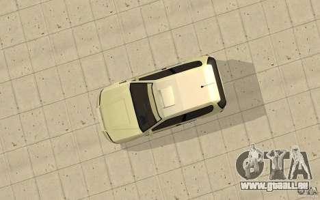 Honda Civic 1992 pour GTA San Andreas vue de droite