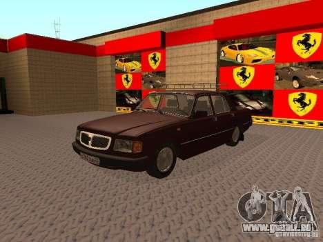 GAZ VOLGA 3110 v1.0 pour GTA San Andreas