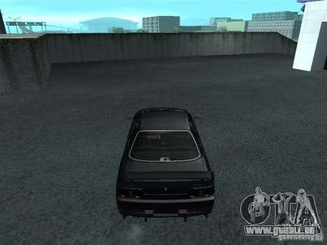 Nissan Skyline R32 Tuned pour GTA San Andreas vue de droite