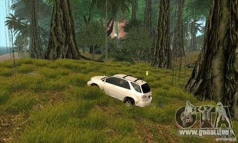 Tropische Insel für GTA San Andreas fünften Screenshot
