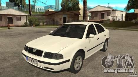 Skoda Octavia 1997 für GTA San Andreas
