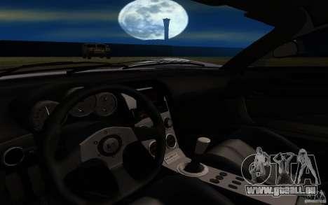 ELEGY BY CREDDY pour GTA San Andreas vue intérieure