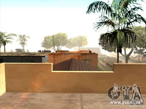 Karte für Parkour und bmx für GTA San Andreas sechsten Screenshot