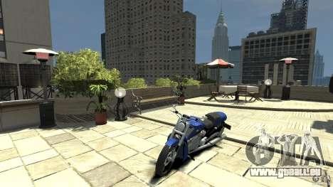 Harley Davidson VRSCF V-Rod pour GTA 4
