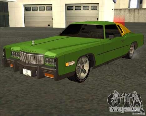 Cadillac Eldorado für GTA San Andreas