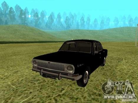 Volga GAZ-24 01 pour GTA San Andreas