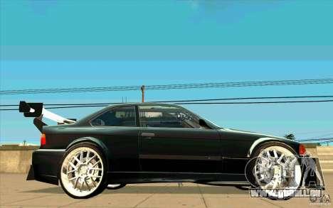 NFS:MW Wheel Pack für GTA San Andreas zehnten Screenshot