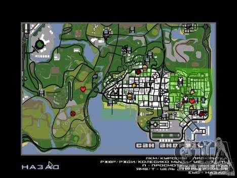 Scary Town Killers für GTA San Andreas dritten Screenshot