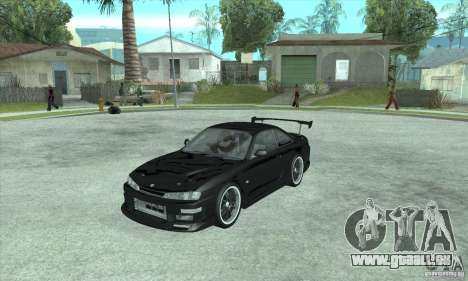 NISSAN SILVIA S14 CHARGESPEED FROM JUICED 2 pour GTA San Andreas