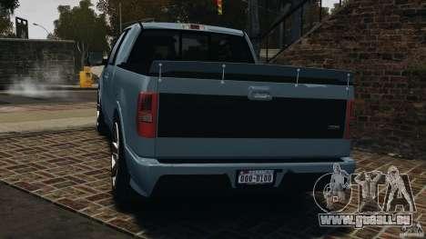 Saleen S331 [Final] pour GTA 4 Vue arrière de la gauche