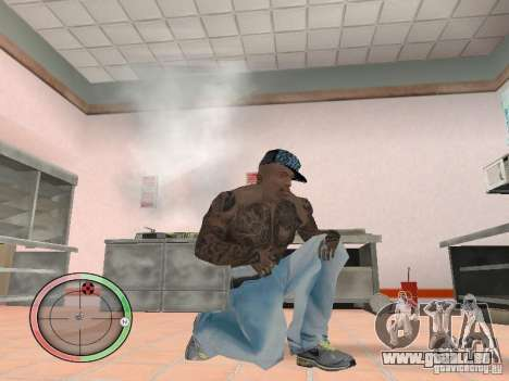 Nike Air Max für GTA San Andreas zweiten Screenshot