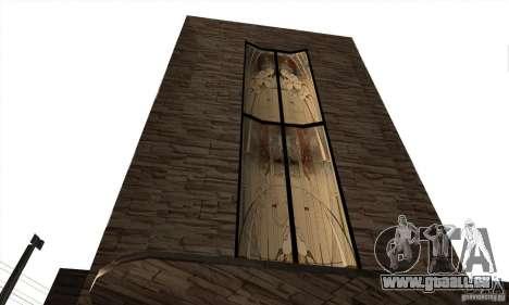 Die neue Talsperre für GTA San Andreas achten Screenshot