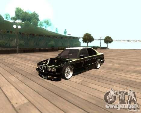 BMW M5 E34 Street pour GTA San Andreas