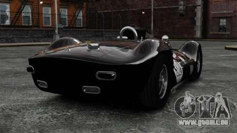 Maserati Tipo 60 Birdcage für GTA 4 hinten links Ansicht