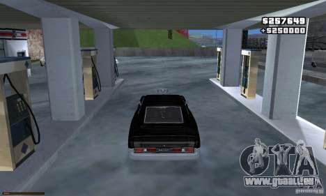 Essence capteur unique pour GTA San Andreas