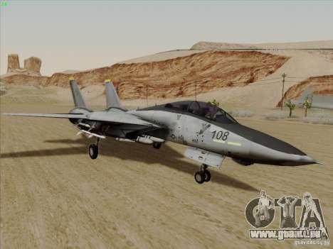 F-14 Tomcat Warwolf für GTA San Andreas