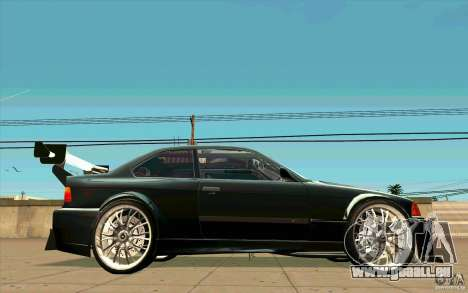NFS:MW Wheel Pack für GTA San Andreas dritten Screenshot