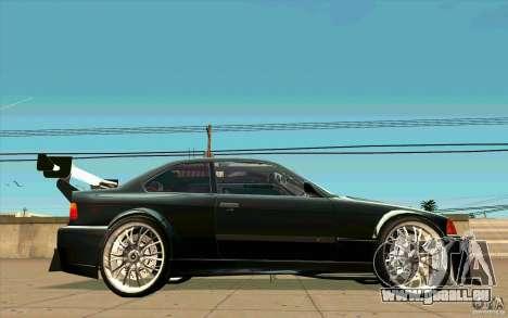 NFS:MW Wheel Pack für GTA San Andreas dritten Screenshot