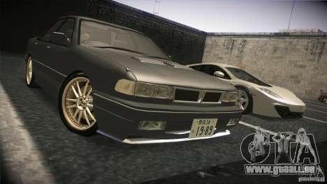 Mitsubishi Galant VR-4 v0.01 pour GTA San Andreas laissé vue
