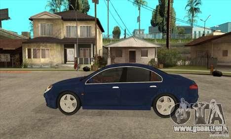 Peugeot 607 pour GTA San Andreas laissé vue