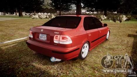Honda Civic Vti für GTA 4 Seitenansicht