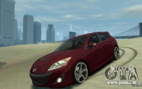Mazda 3 MPS 2010 pour GTA 4