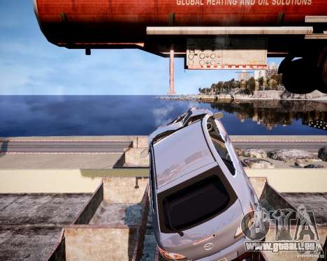 LC Crash Test Center für GTA 4 neunten Screenshot