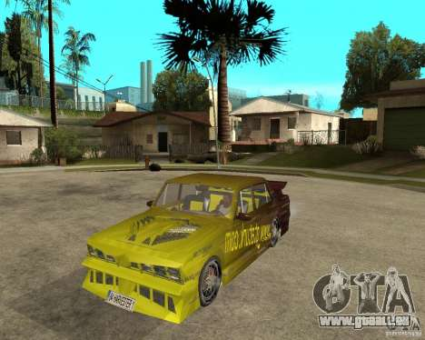 Anadol GtaTurk Drift Car für GTA San Andreas