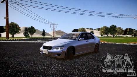 Lexus IS300 pour GTA 4