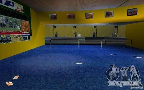 Nouveau bureau de Bukmejkerskaâ pour GTA San Andreas quatrième écran