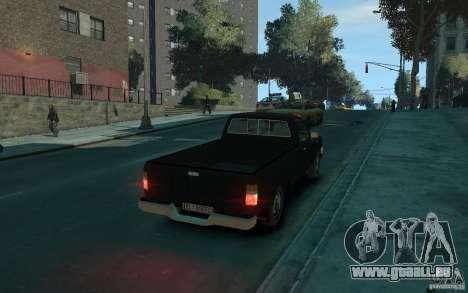 Toyota Hilux 1989-1993 Regular Cab pour GTA 4 est un droit