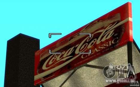 Usine de Coca Cola pour GTA San Andreas troisième écran