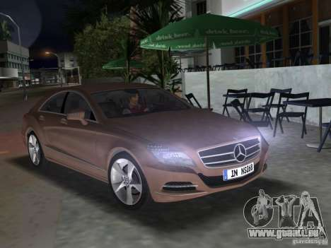 Mercedes-Benz CLS350 pour GTA Vice City