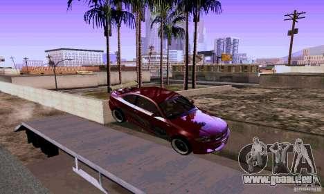 BMW 135i pour GTA San Andreas vue arrière