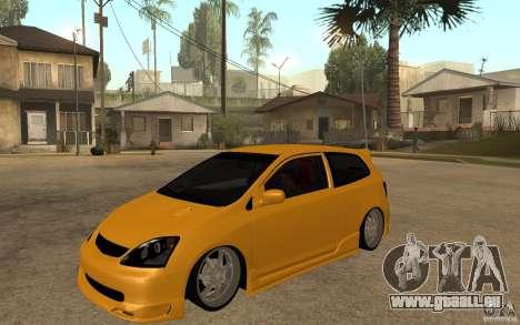 Honda Civic Type-R EP3 für GTA San Andreas