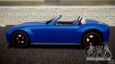 Ford Shelby Cobra Concept pour GTA 4 est une gauche
