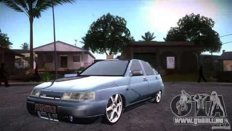 VAZ-2112 LT pour GTA San Andreas