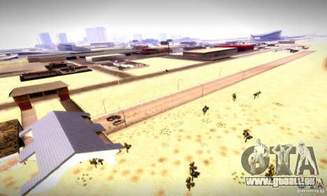 Drag Track Final pour GTA San Andreas