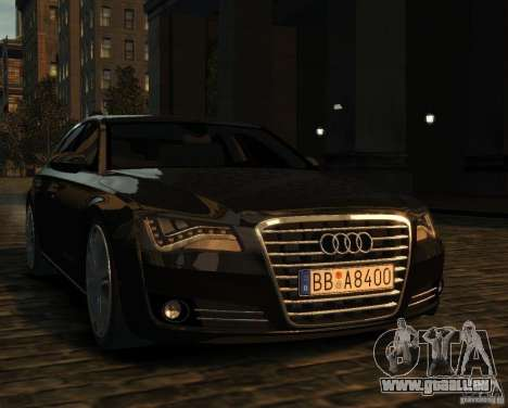 Audi A8 2010 für GTA 4