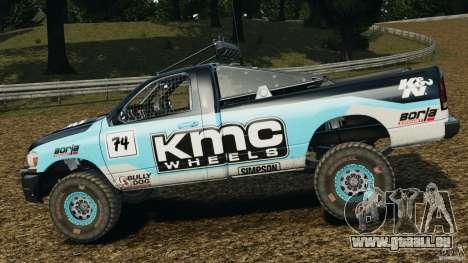 Dodge Power Wagon für GTA 4 linke Ansicht