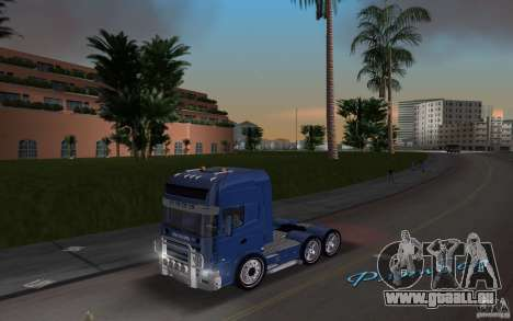 SCANIA 164L 580 V8 pour GTA Vice City