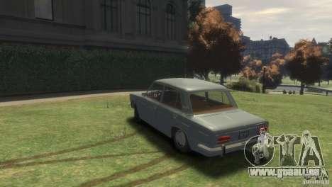 VAZ 2103 für GTA 4 linke Ansicht