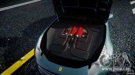 Ferrari FF 2012 pour GTA 4 Vue arrière
