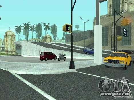 Mega Cars Mod pour GTA San Andreas dixième écran