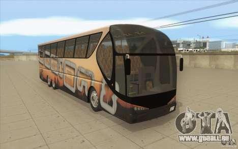 Design-X6-Public Beta pour GTA San Andreas vue arrière