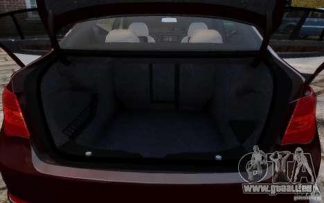 BMW 760Li 2011 pour GTA 4