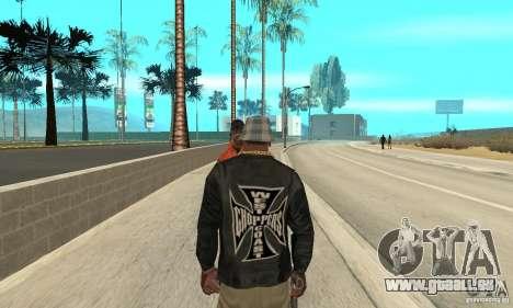 Westcoast skin für GTA San Andreas